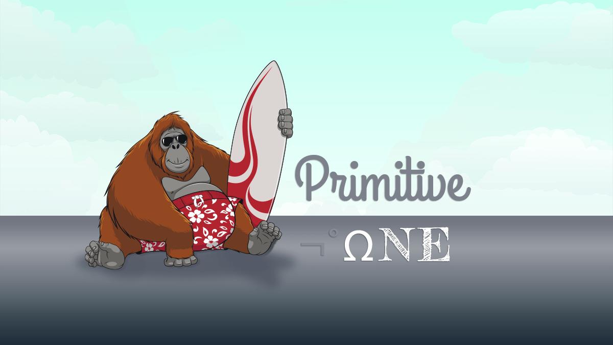 primitiveone Frontity WordPress Theme